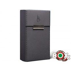 Adami Stefano Cigarettatartó doboz M 80-as Elegance Grey Stitched