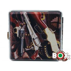 Cigarettatárca hatlövetű BC601-3