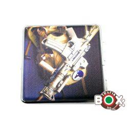 Cigarettatárca gépfegyver BC601-5