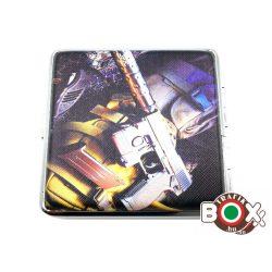 Cigarettatárca hangtompítós pisztoly BC601-6