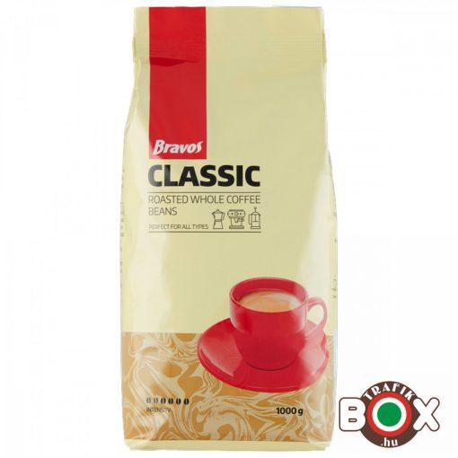 Bravos Classic szemes kávé 1 kg