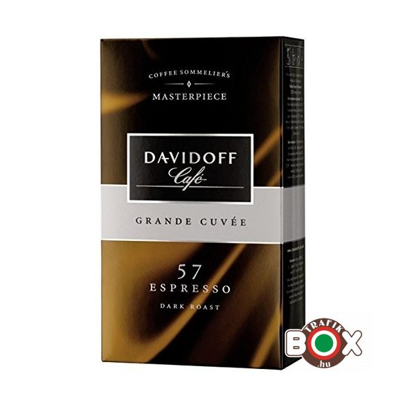 DAVIDOFF CAFÉ 250G ESPRESSO 57