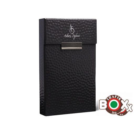 Adami Stefano Cigarettatartó doboz Touch DP Dimple Black