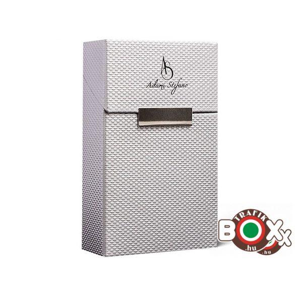 Adami Stefano Cigarettatartó doboz Touch DP Metal-x silver