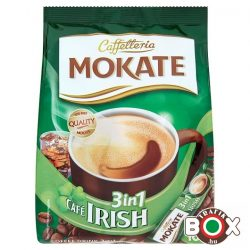 MOKATE 3IN1 10*18G IRISH CREAM