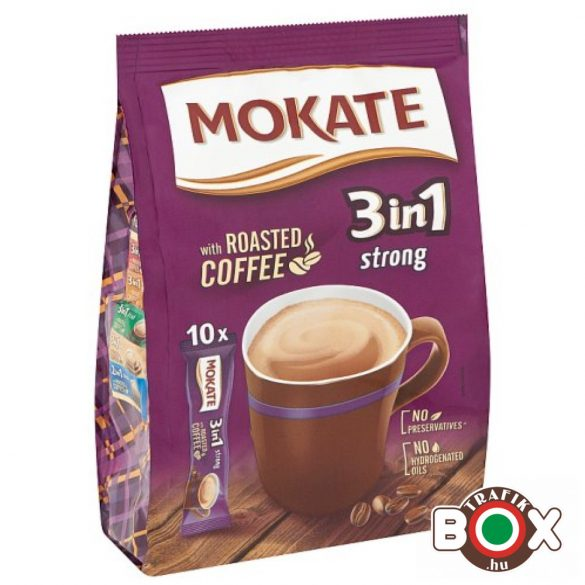 MOKATE 3IN1 10*18G  Strong