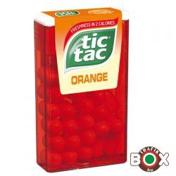 Tic Tac Narancs 18gr