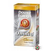 Douwe Egberts Omnia Classic, őrölt 250g