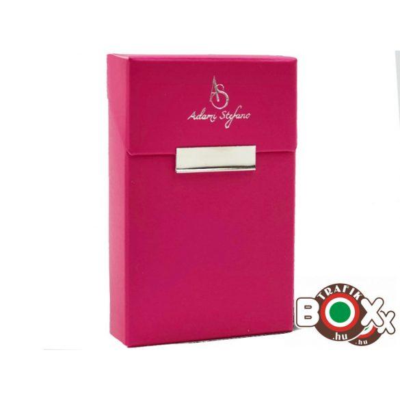 Adami Stefano Cigarettatartó doboz Touch DP Elektric Pink